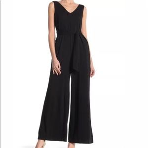 Max Studio Wide Leg Jumpsuit NWT